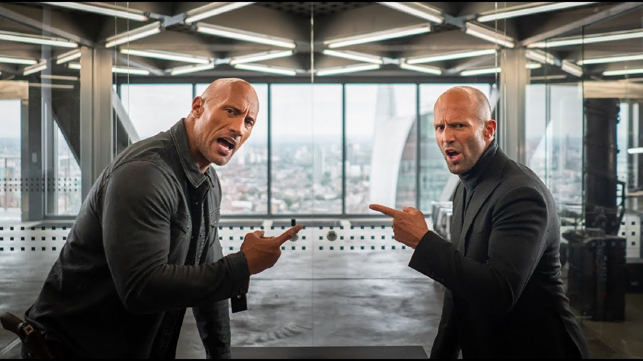 Download Fast & Furious Presents: Hobbs & Shaw    Official Trailer #2 [HD]