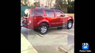 2008 nissan pathfinder before and after PRG mini lift