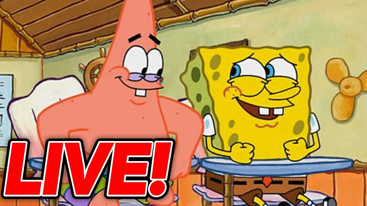 Spongebob full episodes