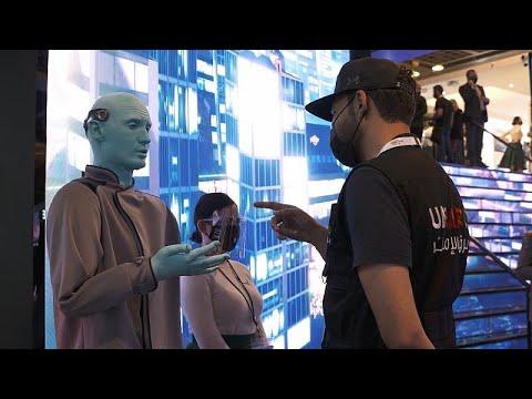 Download Emberszerű robotok, etikai hackerek és teleorvosok - a dubaji Gitex 2020 kiállításon jártunk