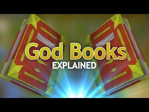 God Books In OSRS