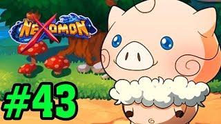 Chú Heo Con Dễ Thương - Nexomon Game Giống Pokemon Phiên Bản Mobile #43