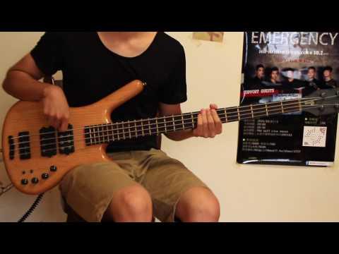 #29 SILENT SIREN - フジヤマディスコ(FUJIYAMA DISCO)  (bass cover by林廷罕 Lin Ting-Han) TAB available