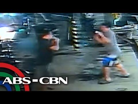 SAPUL SA CCTV: 2 rambulan sa Quezon City