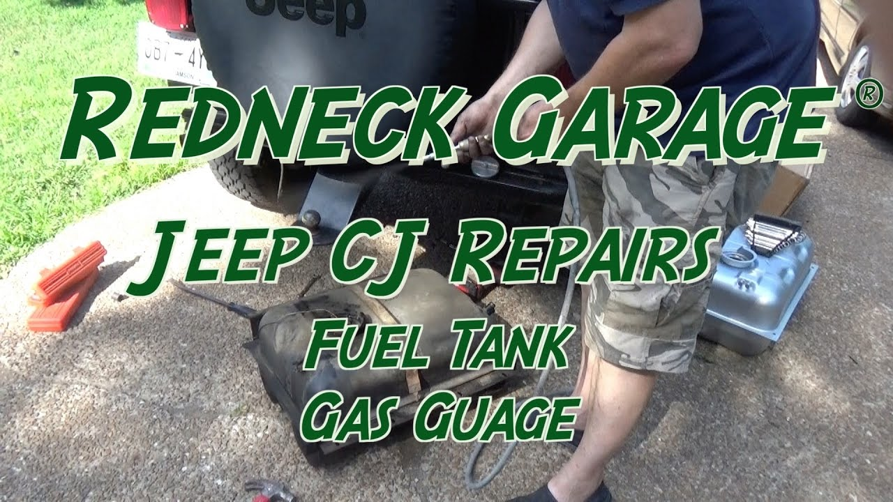 small resolution of jeep cj 7 fuel issues new gas tank new fuel gauge fuel pump fixed