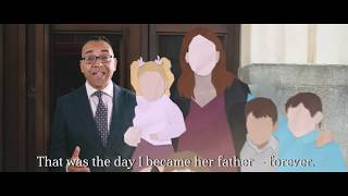 Dr Krish Kandiah's video for Thy Kingdom Come 2019