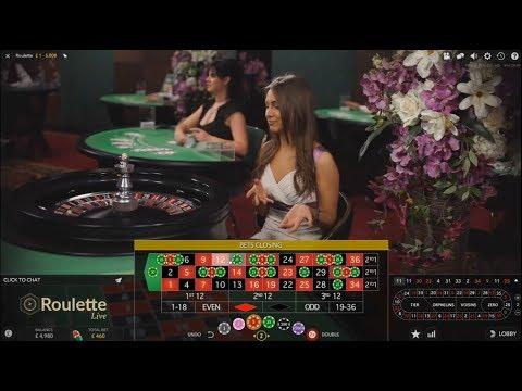£4000 Vs High Stakes Live Dealer Casino Roulette