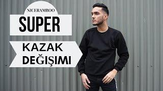 DIY - Super kazak değişimi!