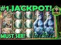 #1 BIGGEST JACKPOT! Queen of the Wild BONUS! $25 30 spin bonus Mega Jackpot!