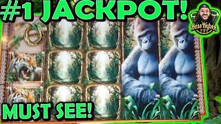 Queen of the Wild $25 Mega bonus Mega Jackpot