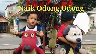 Lagu Anak - Naik Odong Odong (Lirik)