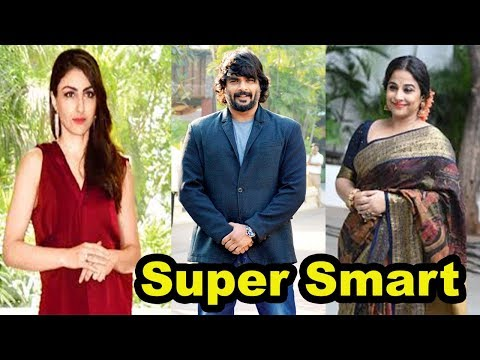 Top 5 Super Smart Bollywood Celebrities 2018 [Bollywood Cafe]