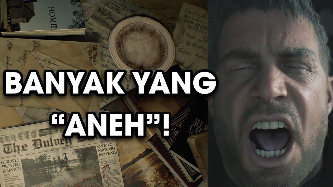 12 DOKUMEN RESIDENT EVIL YANG PALING MENYERAMKAN!
