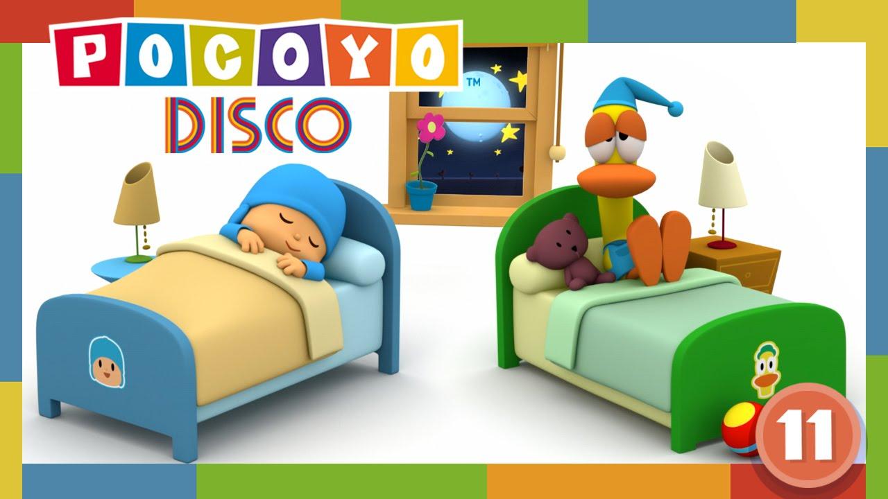 Pocoyo Disco - A canção de ninar [Episódio 11]