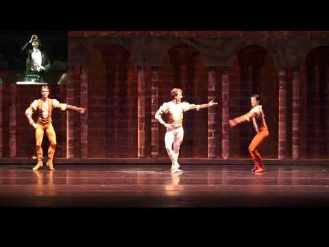 Prokofiev Romeo et Juliette Ballet act I, Orquesta Filarmónica de Santiago /  K. Chudovsky