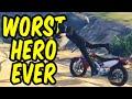 Worst Hero Ever - MISH MASH #1