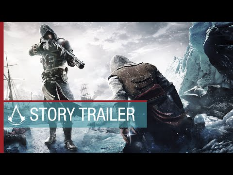 Assassin's Creed Rogue: Story Trailer | Ubisoft [NA]