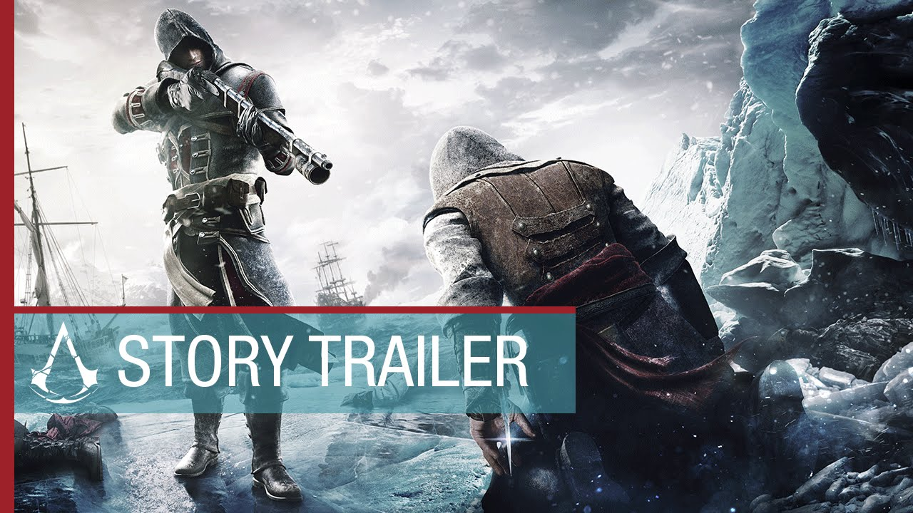 Assassin's Creed Rogue: Story Trailer | Ubisoft [NA] - YouTube