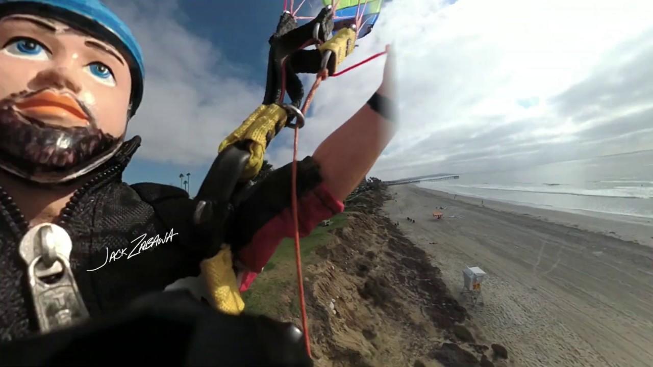 RC Pilot Soaring Palisades Park.