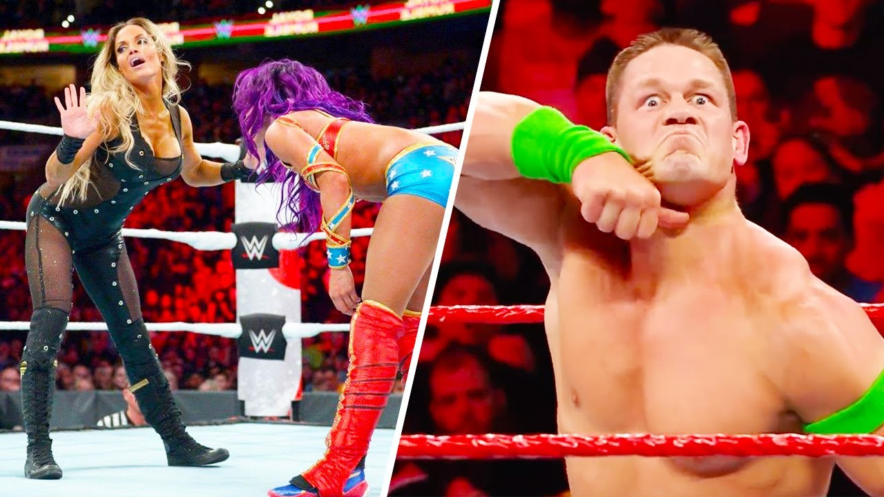 10 Funniest Stolen WWE Taunts