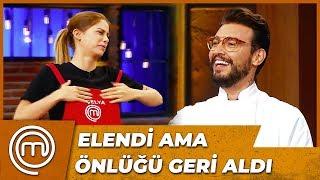 Açelya Önlüğünü Geri Aldı | MasterChef Türkiye 28.Bölüm