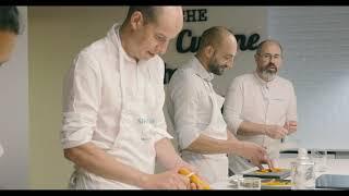 Descubre con AGUAKMCERO® la escuela de cocina CHEFSWORKING
