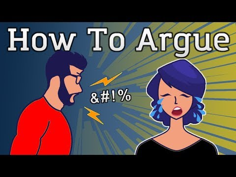 How To ALWAYS Win an Argument (Animated)