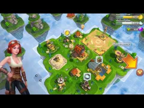 Sky Clash: Lords of Clans 3D - Android gameplay