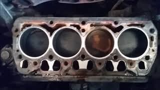 Škoda Felicia 1 3MPI běží na 3válce, ztrácí se chladící kapalina