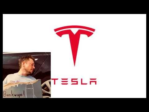 Bizarre Tesla Conference Call Q1 2018
