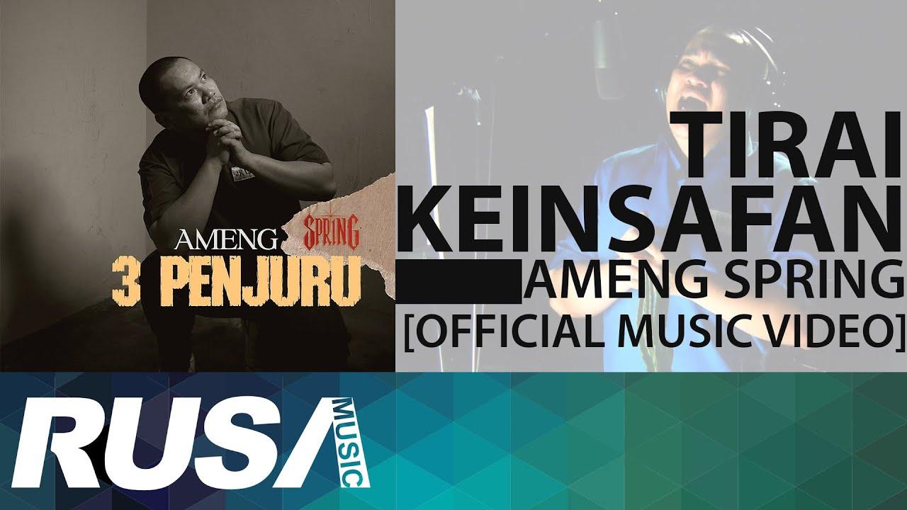 Download Ameng Spring - Tirai Keinsafan [Official Music Video]