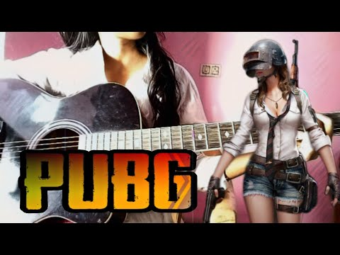On my way (PUBG song) alan walker .guitar lesson - YouTube