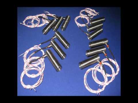 Micro Coil Heater, Cartridge Heater هيترات صناعيه مصانع بلاستيك هيترات اصبع
