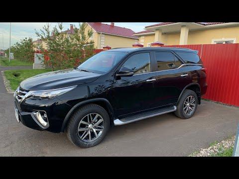 Toyota Fortuner, 2019 4X4 - ПОДРОБНЫЙ ОБЗОР ГОД СПУСТЯ .Таета Форчунер
