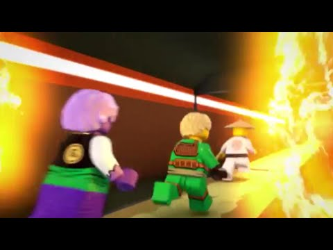 LEGO Ninjago Music Video: This Is NOT A Test