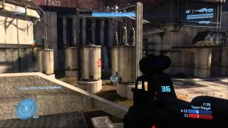 Halo 3 Multiplayer Gameplay - Team Slayer on Last resort - BUNGIE DAY SPECIAL