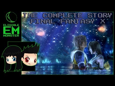 Final Fantasy X The Complete Story - Sin Is Not Symbolism For Sin