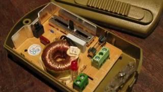 Vloerdimmer aansluiten - Dimmer switch installation guide