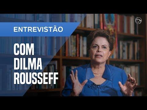 "EXCLUSIVO - DILMA ROUSSEFF: ""QUISERAM CONTROLAR BOLSONARO, MAS SÃO CONSTRANGIDOS"""
