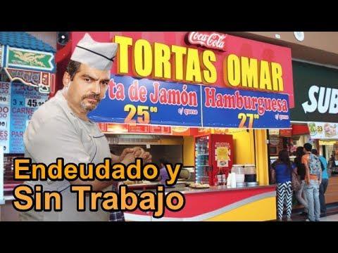 Omar Fierro Quiere Salir Adelante Vendiendo Tortas