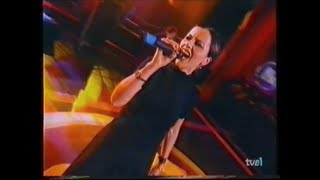 The Cranberries - Wake Up and Smell the Coffee live @ Música Sí 2001 (Vocals)