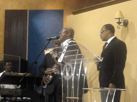 Harvest Service at FMT Apostle Darryl McCoy and Bro Darryl McCoy Jr