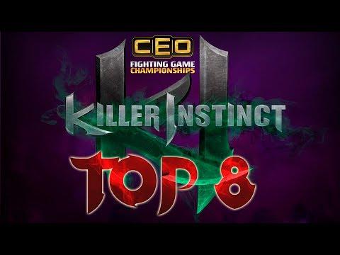 CEO 2017 - KILLER INSTINCT TOP 8 (RUS)