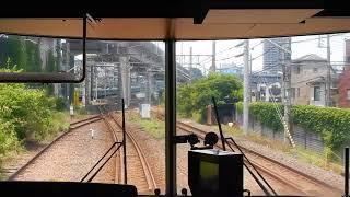 【㊧新幹線基地㊨機関区】宴で行く東北貨物線 田端操~赤羽付近