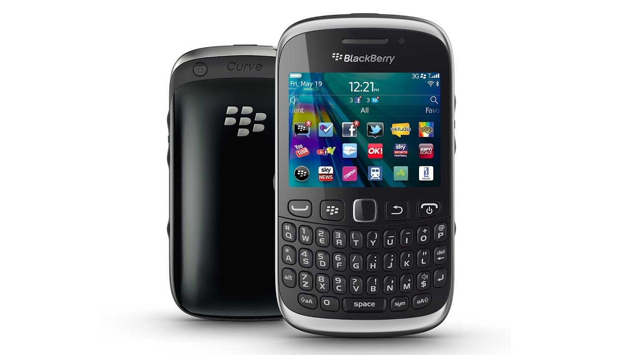 download youtube blackberry 9320