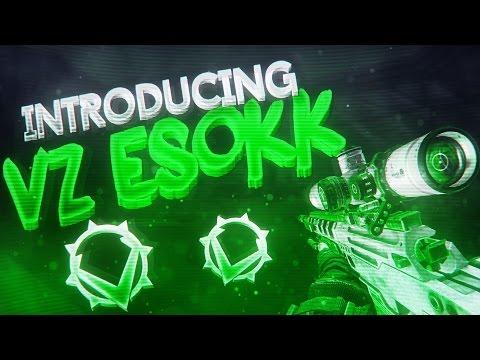 introducing Vz Esokk by Niicap
