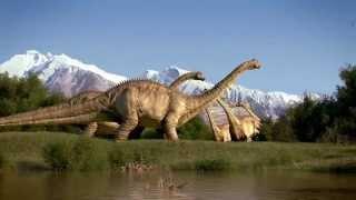 Жизнь и гибель динозавров