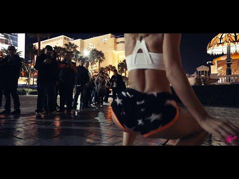 Lexy Panterra   Twerking the Vegas Strip   SchwaaFilms