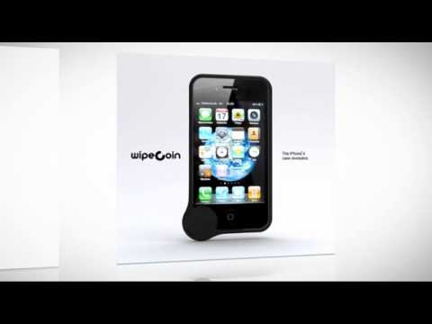 WipeCoin - keep your phone clean!