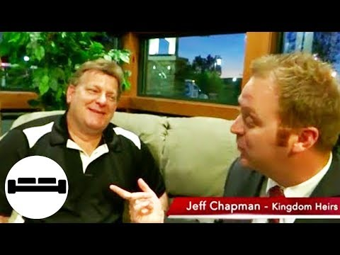 Jeff Chapman Interview - Kingdom Heirs | On the Couch With Fouch | Christian Artists | Bass Singer